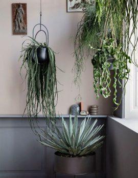 Ferm Hanging Deco pot