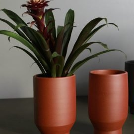 Specktrum boyhood pot cylinder red