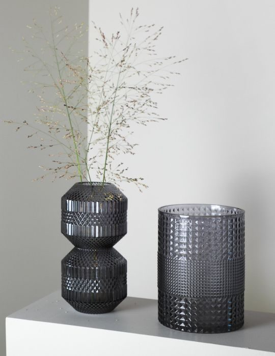 Specktrum Roaring vase grey