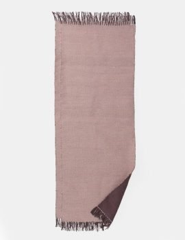 Ferm Living Nomad rug rose