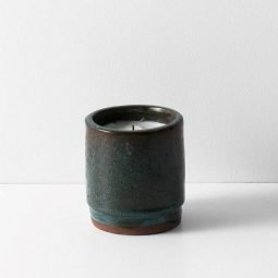 Ferm Living Scented candle green