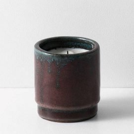 Ferm Living Scented candle red