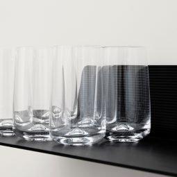Normann Copenhagen Longdrink glass