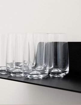 Normann Copenhagen Longdrink glass