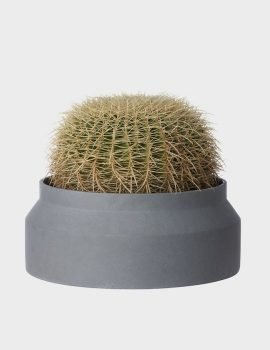 Ferm Living Pot Grey Large