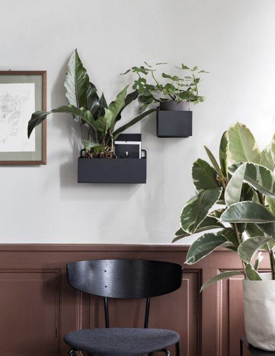Ferm Living Wall Box Zwart