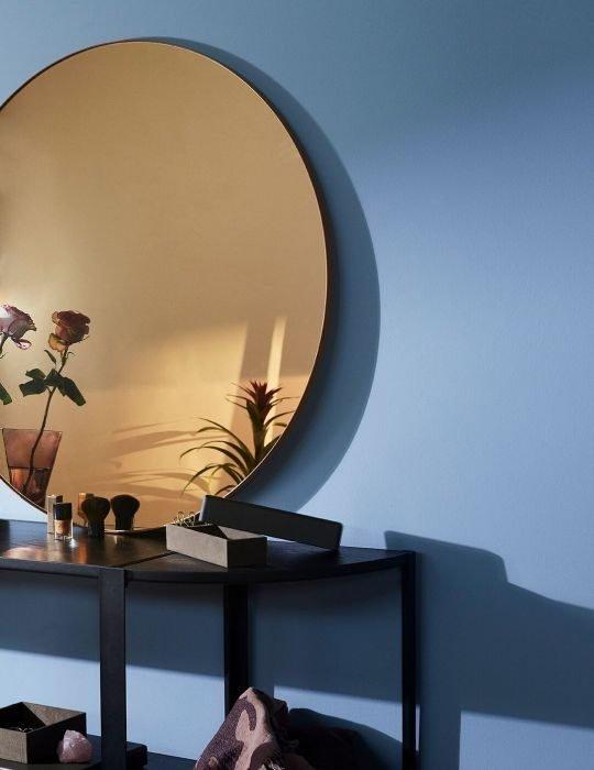 AYTM Circum Mirror Amber