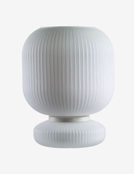 White Maiko Table Lamp