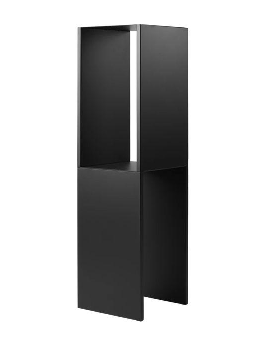 Kristina Dam Studio Pedestal Table Black