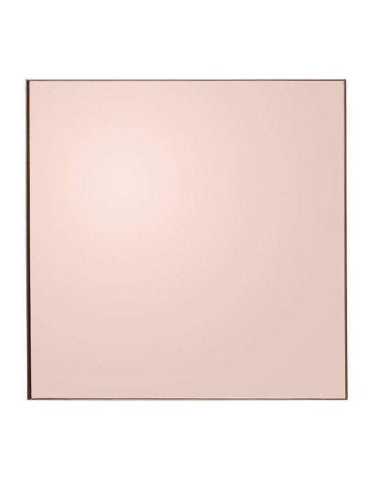 aytm quadro mirror 90 cm rose